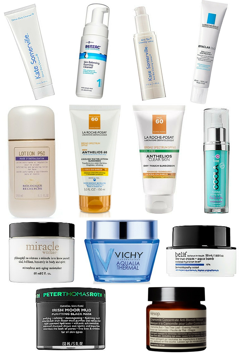 Anti-Blemish Products